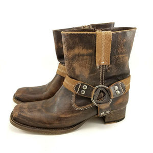 BED STU Roma Harness Boots